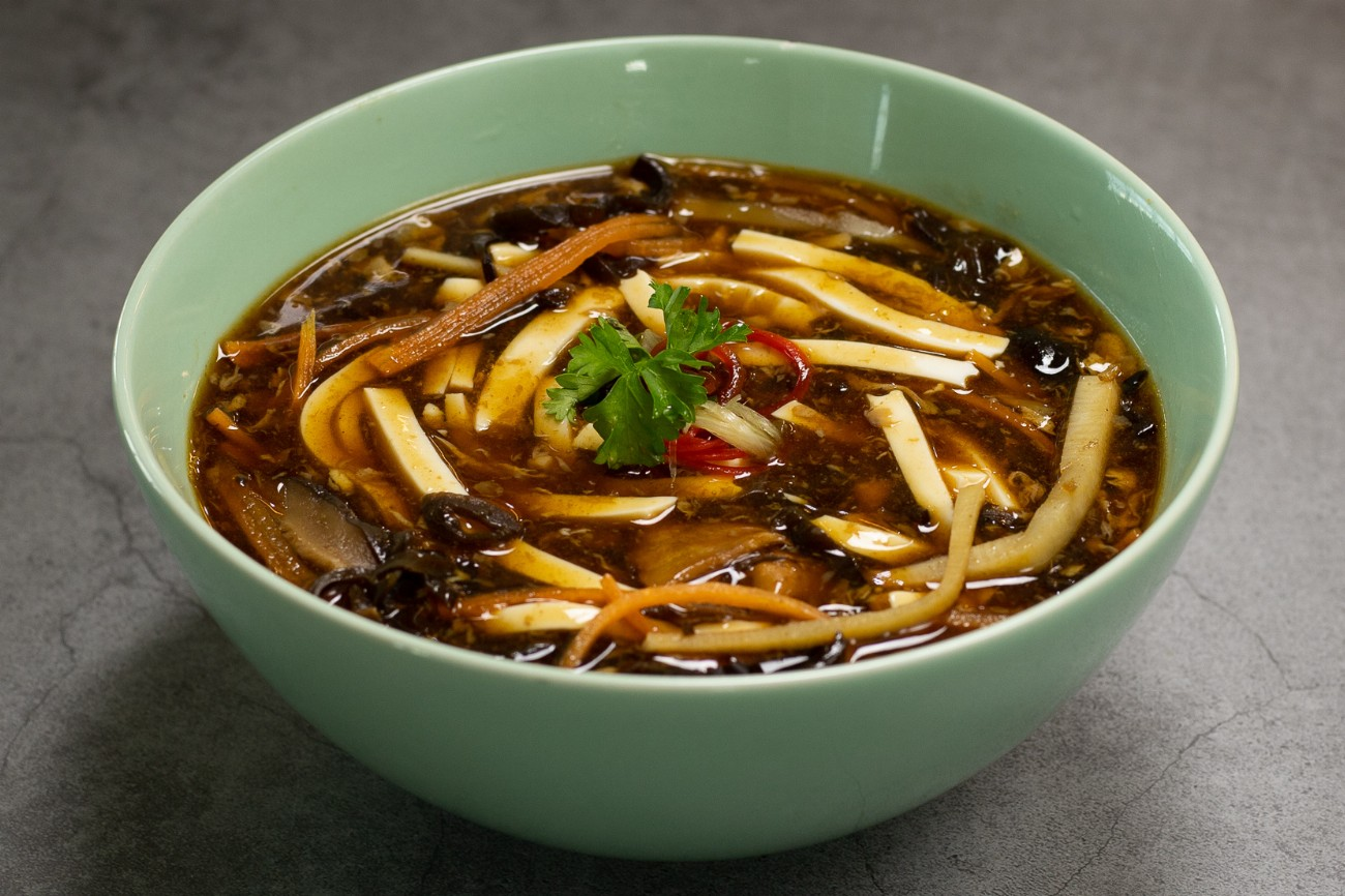 Hot and Sour Soup (Frozen)